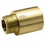 Metal Type Fitting, Take Out Socket, Made of Brass