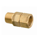 Metal Piping Fitting, Rotation Nipple, Tapered Male Screw × Tapered Female Screw