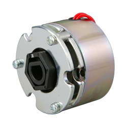 Micro Spring-actuated-type-permanent-magnet-actuated brake (for braking)