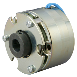 Micro Spring-actuated-type-permanent-magnet-actuated brake (for retention and braking)