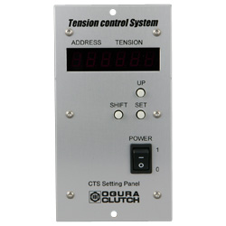 Tension Setting Device for CTF