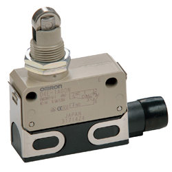 Small sealed switch D4E-N