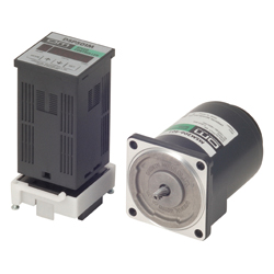 Speed control motor unit MSD series