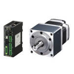 Stepping motor α STEP with high efficiency, AR series, DC power input, PN geared type