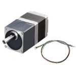 High torque two-phase stepping motor PKP series SH geared type
