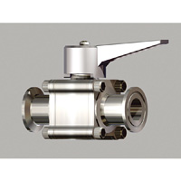 Small Caliber Manual 2-Way Ball Valve