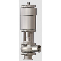 Air Drive Ball Valve (Single-Acting)