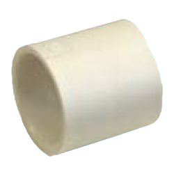 Drain Pipes, Fittings for Drain Pipes, Drain Pipe Socket (Ivory), K-HES