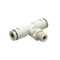 Chemical Tube Fitting, Chemical Type Tee