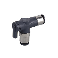 Shut-off Valve Ball Valve 10 Series Union Elbow