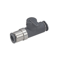 Shut-Off Valve, Ball Valve 10 Series, Union Straight
