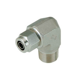 Corrosion Resistant SUS316 Tightening Fitting, Elbow