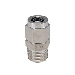 Corrosion Resistant - Tightening Fittings SUS316 - Straight