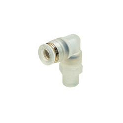 for Clean Environment, Tube Fitting PP Type Elbow