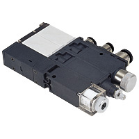 Vacuum Generator VK Series Connection Port 1-Surface Type