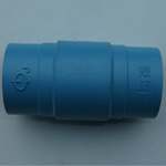 Pipe-End Anticorrosion Fitting, RCF-MK-Type, Standard Product, Socket