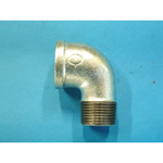 Steel Pipe Fitting, Screw-in Pipe Fitting, Street Elbow