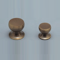 UK-4 Brass Cup Knob