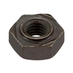 Hex Weld Nut (Welded Nut) with Pilot (1A Type)