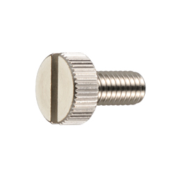 Slotted Knurled Screw CSMKN-SUS-M3-10