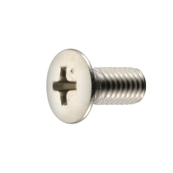 Phillips Round Flat Head Screw