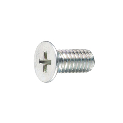 No.0, Type 3 Phillips Low Flat Head Screws