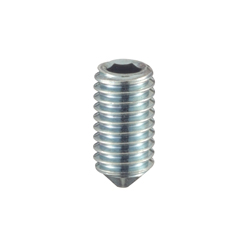 Hex Socket Set Screw Cone Point