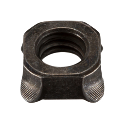 Type 1D Square Weld Nut without Pilot, Whitworth