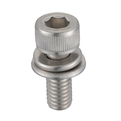 Hex Socket Head Cap Screw I=3 (SW + ISO Flat W)