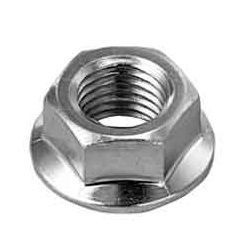 Flanged Nut (serrated) (imported item)