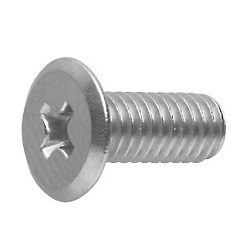 (+) Slim Head Machine Screw