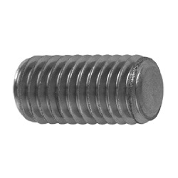 Hexagon Socket Set Screw, HS Flat Tip, Fine
