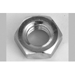 Hex Nut 3 Types Machined