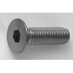 Hex Socket Flat Head Cap Bolt, SSS Standard