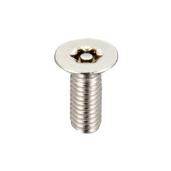 Tamper-proof Screw, Pin, and SARA6-Rob Bolt