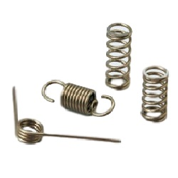 Titanium Tension Spring