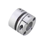 Disc-Shaped Coupling - Clamping Type (Single Disc)