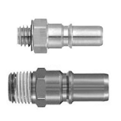 S Coupler KK Series, Plug (P) Male Thread Type