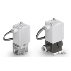 Compact Direct Operated 2 Port Solenoid Valve VDW Series
