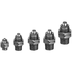 Short Type Shock Absorber RBQ Series Hex Nut