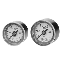 Pressure Gauge With Color Zone Limit Indicator G36-L/G46-L Series