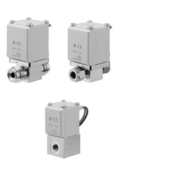 Normally Closed Type High Vacuum Solenoid Valve XSA Series (XSA1/XSA2/XSA3)