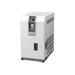 Refrigerated Air Dryer, Refrigerant R134a (HFC) Standard Temperature Air Inlet, IDF□E Series