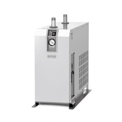 Refrigerated Air Dryer Standard Temperature Air Inlet, IDF□E Series