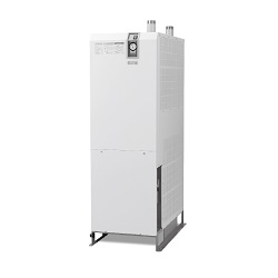 Refrigerated Air Dryer, Refrigerant R407C (HFC) High Temperature Air Inlet, IDU□E Series
