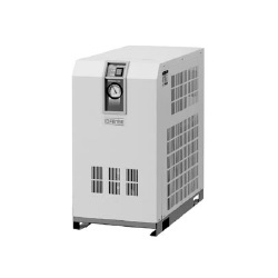 Refrigerated Air Dryer, Refrigerant R134a (HFC) Standard Temperature Air Inlet, IDFB□E Series