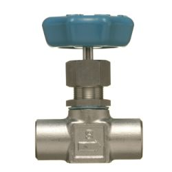 SUS316 Stainless Steel High Pressure Needle Valve (Threaded Type) SNVT Type