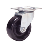 Caster with Heat Resistant Wheels, LI Series (Blickle)
