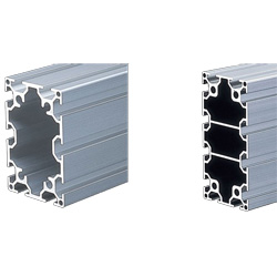 Aluminum Structural Materials SF30 8mm Groove Width Type SF-60/90/SF-60/120