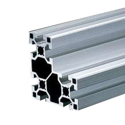 Aluminum Structural Materials SF40/45 10mm Groove Width Type SF-40/80/80